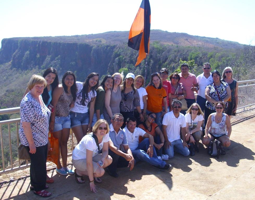 Brasilienreise Gruppe 1 – Web