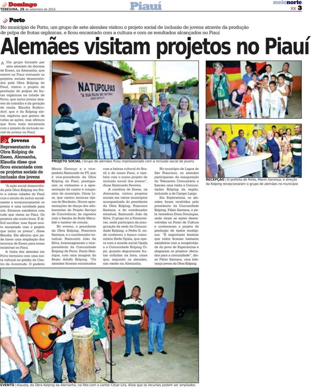 Zeitung Piaui – Web