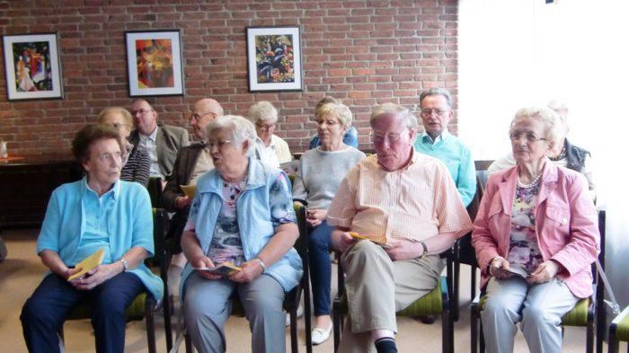 Besinnungstag Der Kolpingsfamilie Bottrop-Mitte Bei Den Marienschwestern In Schönstatt-Au