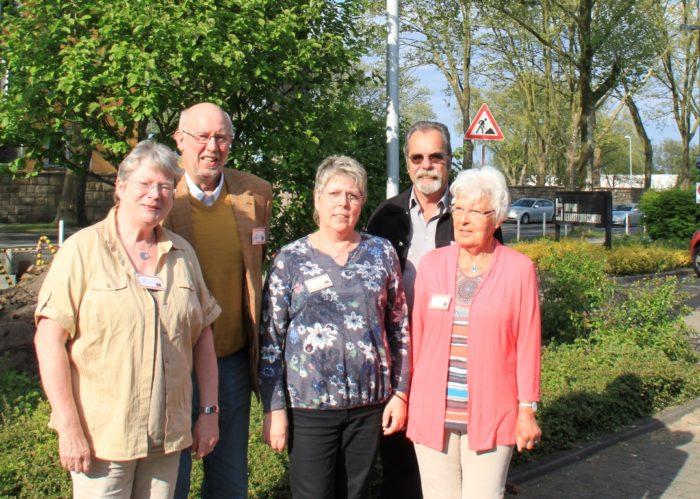 Die Neuwahl Des Vorstands Hat Die Mitgliederversammlung Der Kolpingsfamilie Bottrop-Mitte Geprägt.