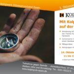 """Programm Zu """"Kolping Auf Der Walz"""" Am 14.10.2017 Jetzt Online"""