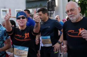 5 Jahre Kolping-Sponsorenlauf Beim Vivawest-Marathon