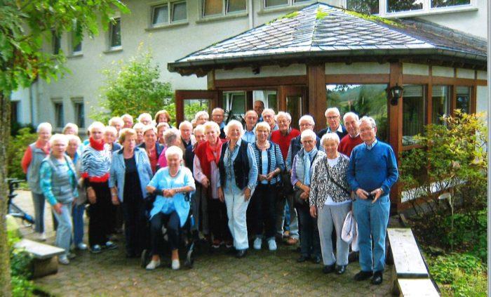 Seniorinnen Und Senioren Im Siegerland