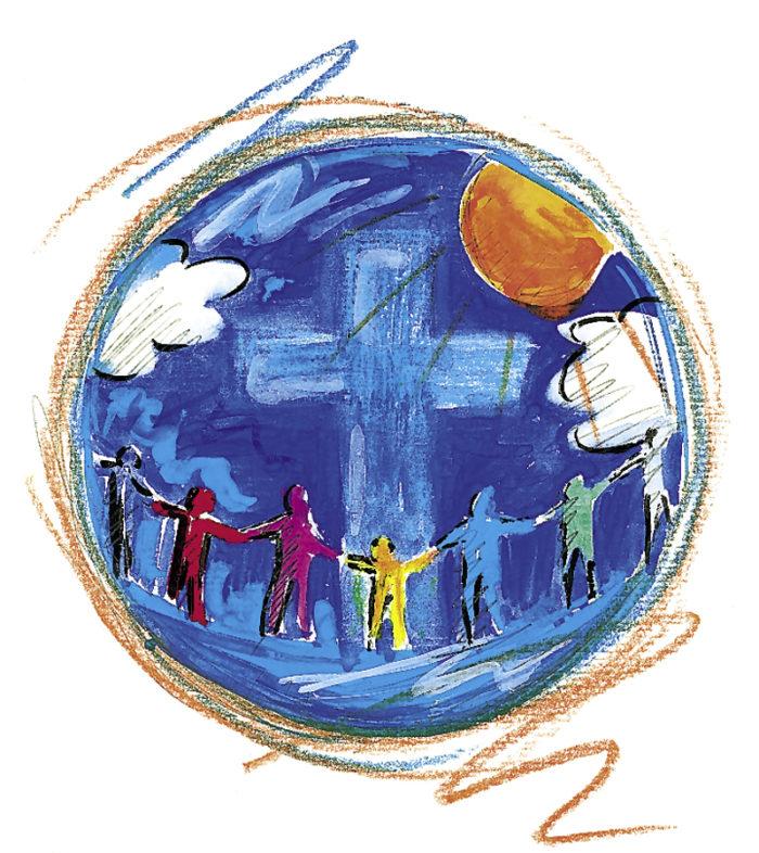 Herzliche Einladung Zum Friedensgottesdienst Am 2. Juni