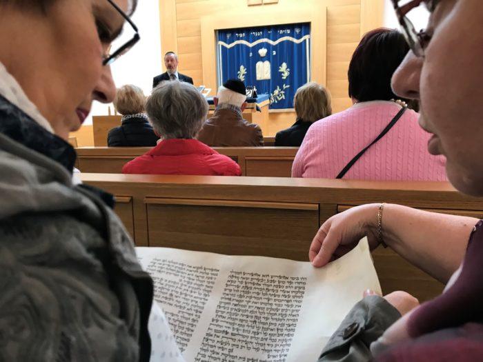 Unbekannte Nachbarschaft – Besuch Der Synagoge Gelsenkirchen