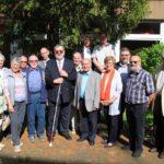Ehrentag Für 50-jährige Mitgliedschaft