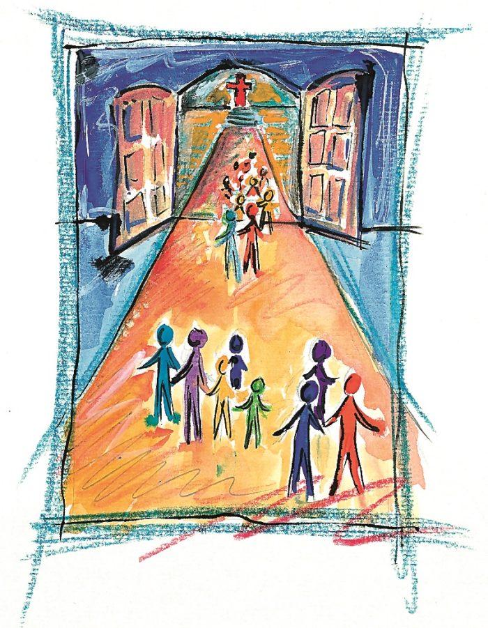 Friedensgebete Der Kolpingsfamilie Gerthe-Hiltrop-Bergen