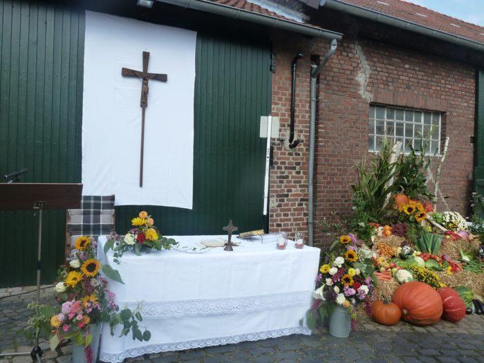 Einladung Zum Erntedankfest In Buer-Resse