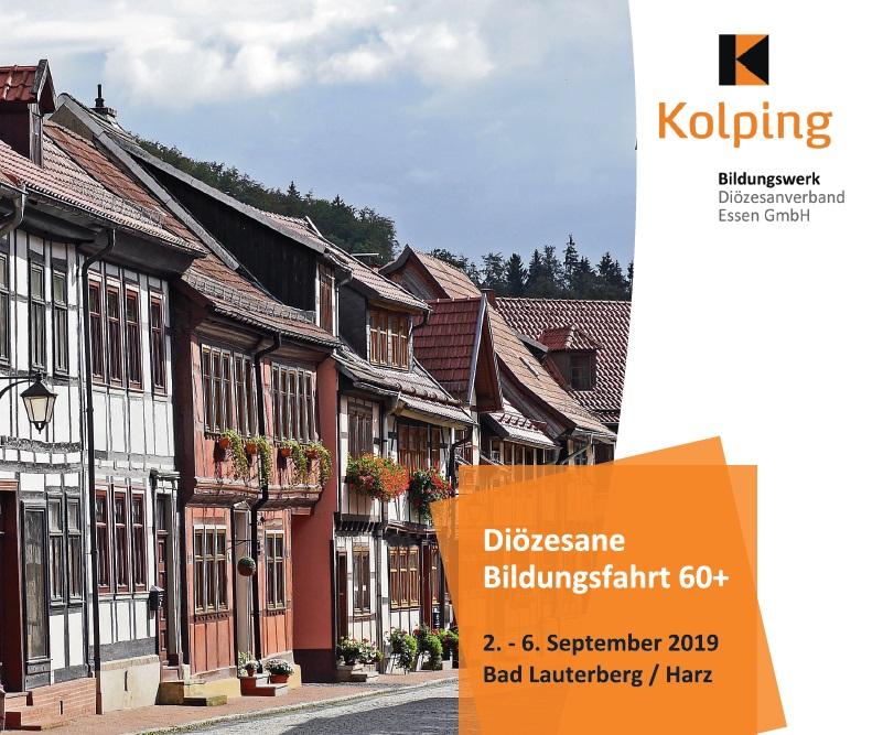 Titel Bildungsfahrt Harz 2019