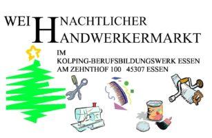Einladung Zur Beteiligung Am Weihnachtlichen Handwerkermarkt Im KBBW