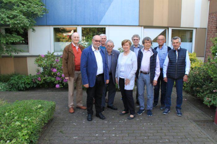 Ehrentag 50-jährige Mitgliedschaft