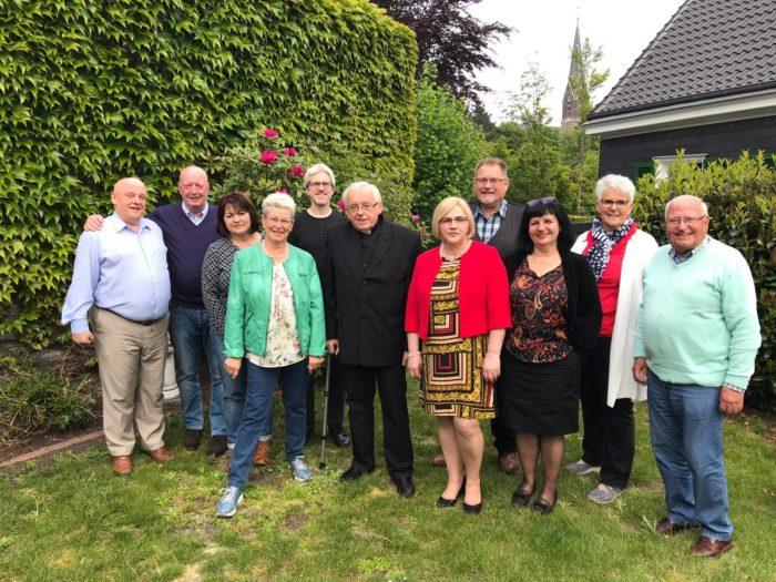 25 Jahre Partnerschaft Mit Der Kolpingsfamilie Nowy Biezanow, Krakau