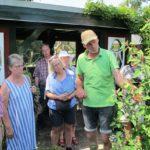 """Kolpingsfamilie Bottrop-Mitte Besucht Staudenparadies """"Garten Picker"""""""