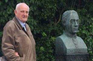 Dankandacht 25 Jahre Kolping-Denkmal Der Kolpingsfamilie Bochum-Gerthe-Hiltrop-Bergen