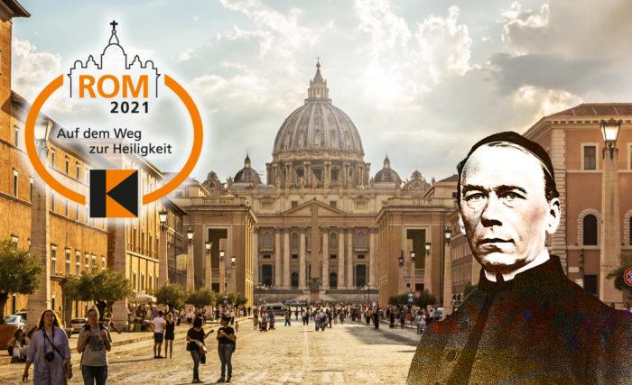 Herzliche Einladung Zur Rom-Wallfahrt 2021